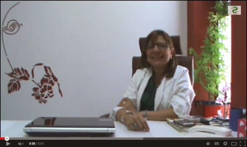 Ma. Jesús Martín,  Psicóloga clínica y Sexóloga