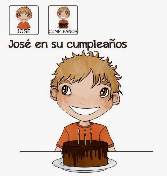 Foto José en su cumpleaños