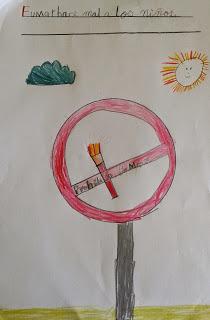 dibujo Día Mundial Sin Tabaco