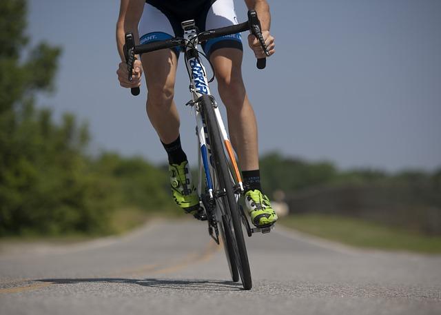 Ciclismo, lesiones en bicicleta