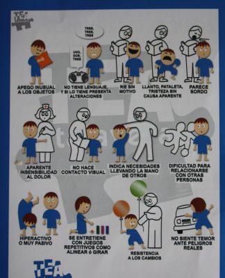 Señales de alerta de autismo