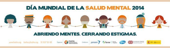 Día mundial salud mental 2014.