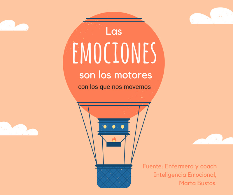 Frase sobre emociones
