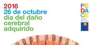 Cartel Día Daño Cerebral 2016.