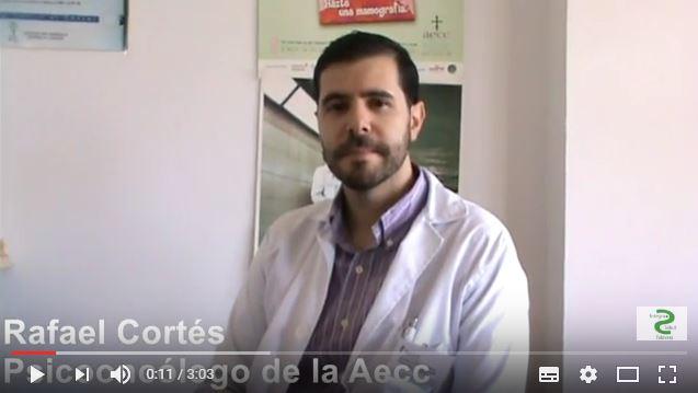 Vídeo Campañas de prevención de la Aecc.
