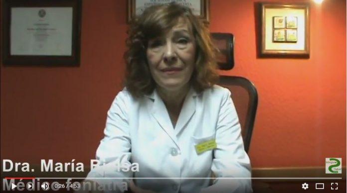 Entrevista Rinitis alérgica. Dra. María Bielsa