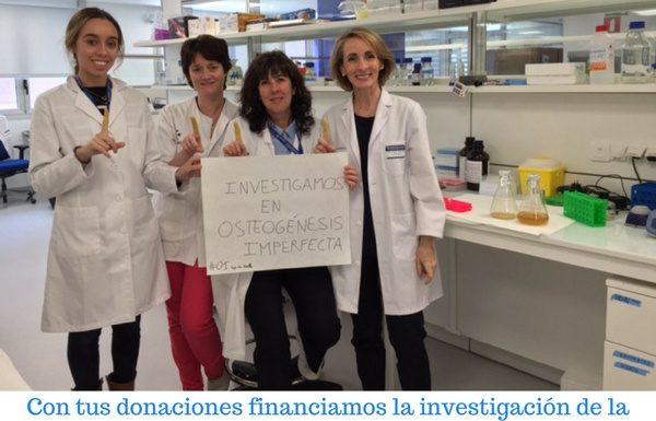 Donación Fundación Ahuce
