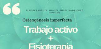 fisioterapia, osteogénesis imperfecta