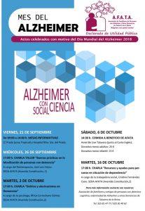 Día Mundial Alzheimer Afata