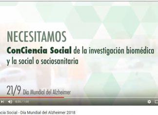 ConCiencia Social - Día Mundial del Alzheimer 2018