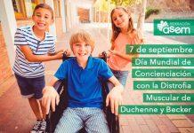 Distrofia Muscular de Duchenne y la Distrofia Muscular de Becker