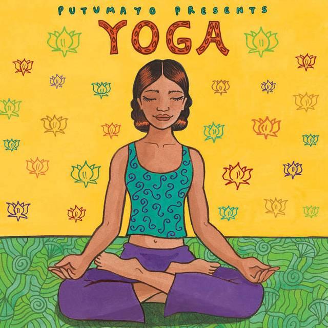 cd música yoga
