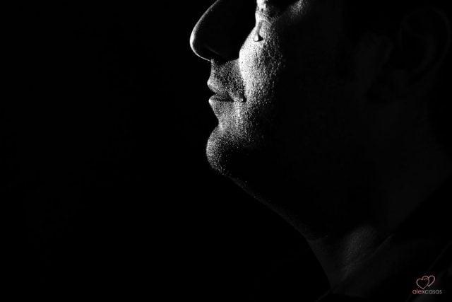 Fotografía de emociones. Lágrima- Tristeza- Alex-Casas