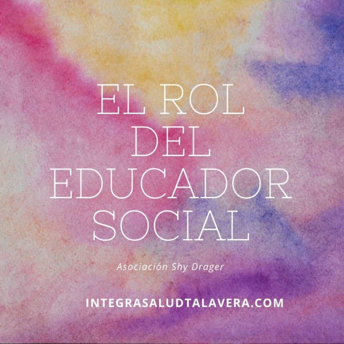 El Rol Del Educador Social En La Discapacidad