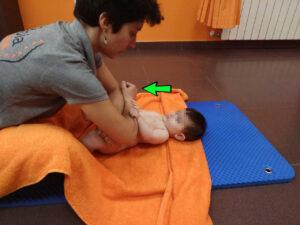 masaje infantil el remolino