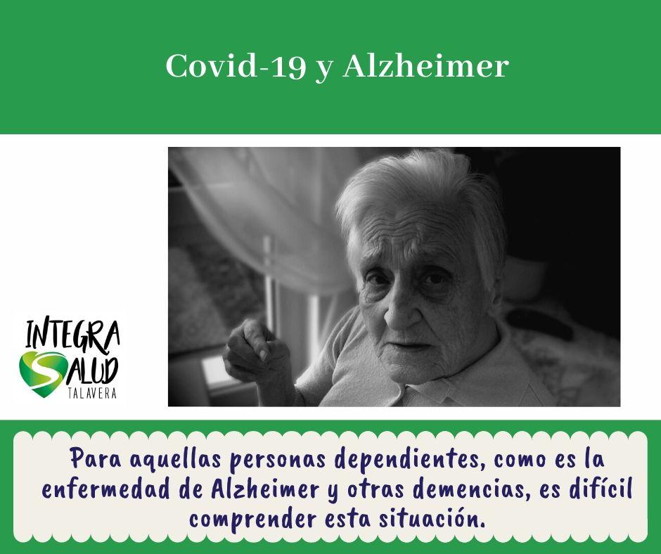 Covid-19 y Alzheimer