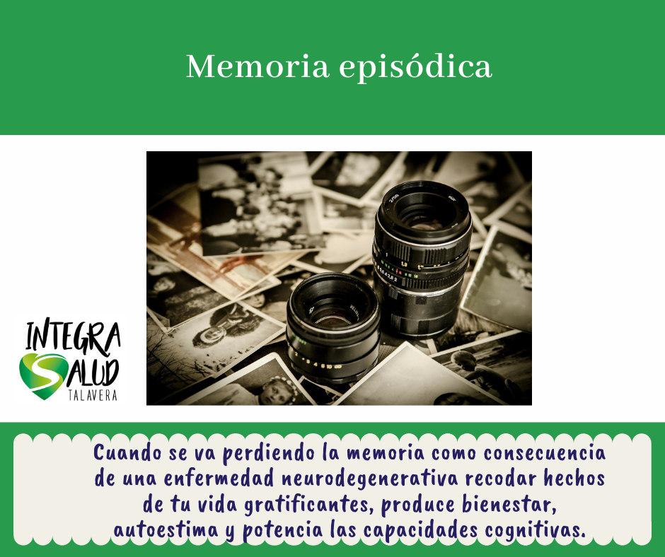 Memoria episódica