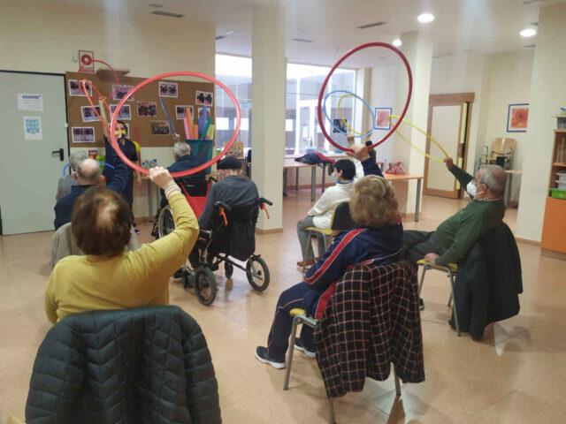 fisioterapia demencias