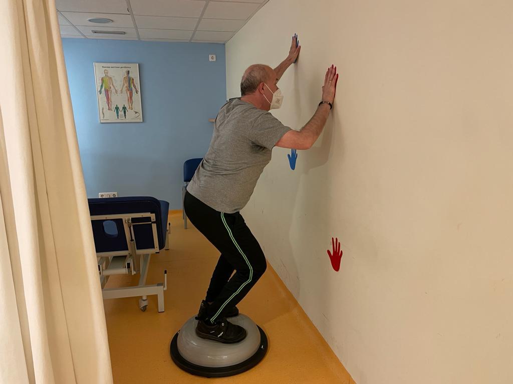 ictus fisioterapia